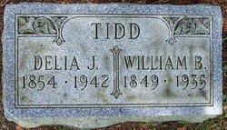 William Bond Tidd