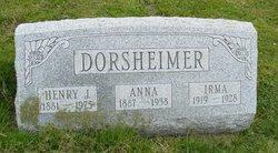 Irma Dorsheimer