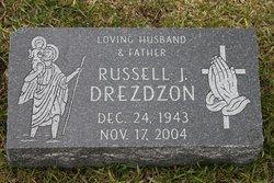 """Russell Jerome """"Drez Brownie"""" Drezdzon"""