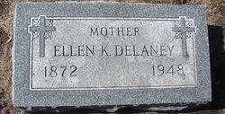 Ellen Katharine <I>Martin</I> Delaney