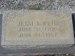 """Jesse L """"Pete"""" Akins"""