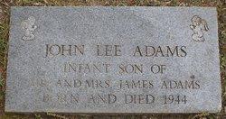 John Lee Adams