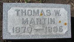 Thomas Walter Martin