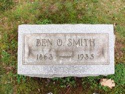 Ben O Smith