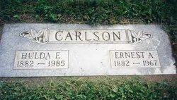 Ernest Arvid Carlson