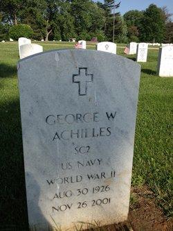 George W. Achilles