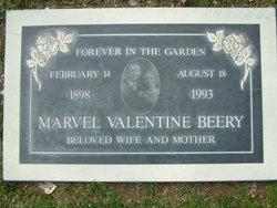 Marvel Valentine <I>Bailey</I> Beery