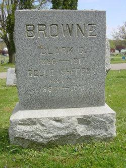 Belle <I>Sheffer</I> Browne