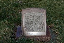 "Wallace Richard ""Dick"" Coleman"