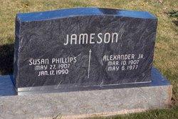"Alexander ""Alex"" Jameson, III"