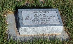 Justin Michael Larceval