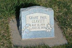 Grant Paul Leavitt