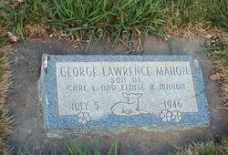 George Lawrence Mahon