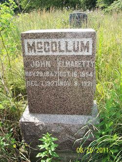 Elmaretta <I>Jeffries</I> McCollum