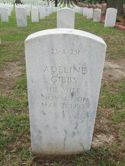 Adeline <I>Gibbs</I> Edwards