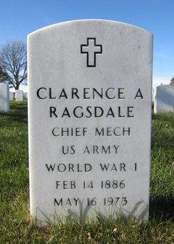 Clarence Anderson Ragsdale