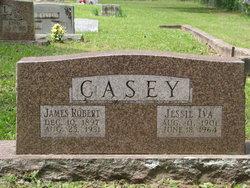 Jessie Iva <I>Langford</I> Casey