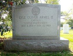 Capt Lyle Oliver Armel II