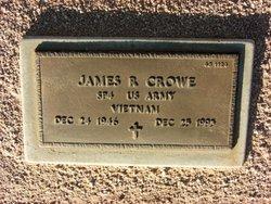 James R Crowe