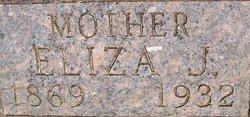 "Elizabeth Jane ""Eliza"" <I>Queen</I> Frazier"