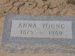 Anna <I>Beckley</I> Young