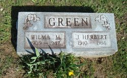 Wilma Marie <I>Riney</I> Green