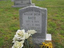 William Jacob Baute