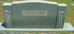 Ida Mae <I>Cox</I> Taylor