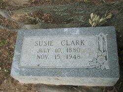 """Susan Pollima """"Susie"""" <I>Worthey</I> Clark"""