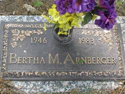 Bertha M. <I>Kamphaus</I> Arnberger