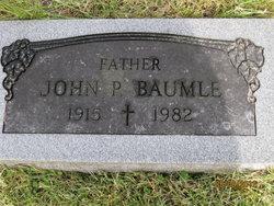 John P. Baumle
