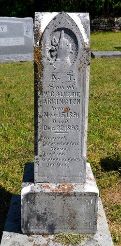A. T. Arrington