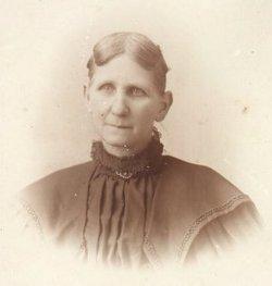 Mary Caroline <I>Strahan</I> Tate