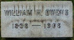 William H Owens