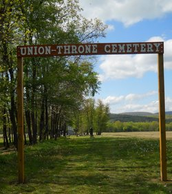 Union-Throne Cemetery