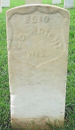 Sgt Leander B. Wright
