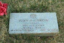 """Juan N """"John"""" Garcia"""