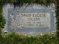 David Eugene Wilson