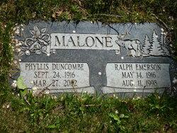 Ralph Emerson Malone