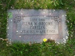 Ellna W <I>Broome</I> Carlsen