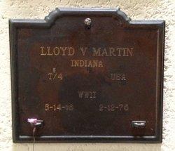 "Lloyd Vernon ""Skip"" Martin"