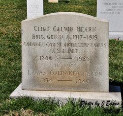 BG Clint Calvin Hearn