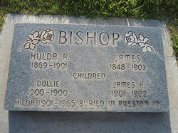 Hulda <I>Rohner</I> Bishop