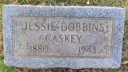 Jessie Dobbins <I>Pratt</I> Caskey