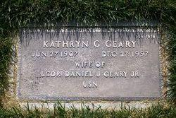 Kathryn G Geary