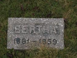 Bertha B Beal