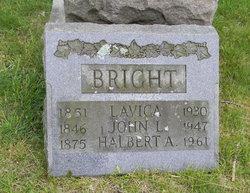 Halbert A. Bright
