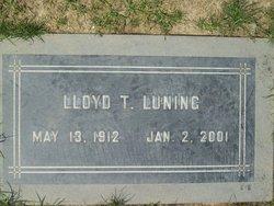 Lloyd Theodore Luning