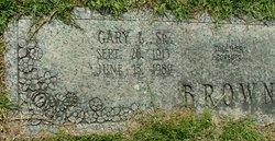 Gary Lee Brown, Sr