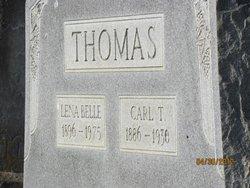 Lena Belle <I>Smith</I> Thomas